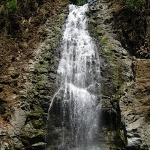 Heights of the Waterfalls in Montezuma