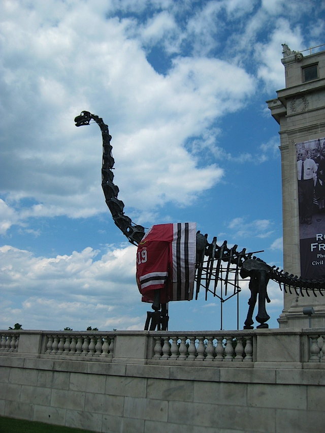 jersey dinosaur
