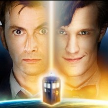 The new Doctor Who is Matt Smith