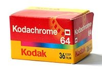 What is Kodachrome?