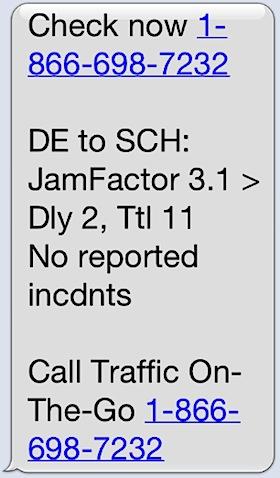 traffictext