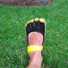 My new Vibram shoes – 31 photos in 31 days – Day 1