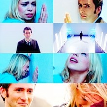 Name a Doctor Who moment that made you cry …
