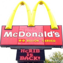 McRib is Back!!!