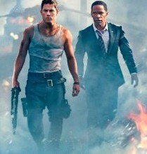 White House Down: It's like Die Hard, but at a national monument
