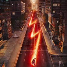 The Flash is on the CW this fall