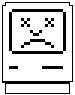 sad mac icon